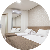 Holiday & Business Hotel - Suite Triple